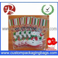 China Degradable Party Treat Bags Plastic Customized With Photo For Snack on sale