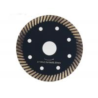 Buy cheap 105mm Diamond Circular Saw Blade Wet Dry Circular Saw For Sandstone from wholesalers