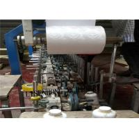 China Firm Adhesion Door Wrapping Machine , Waterproof PUR Hot Melt Lamination Machine on sale
