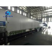 China Double Bay heaitng Chamber Glass Toughened furnace Glass Toughening plant supplier on sale
