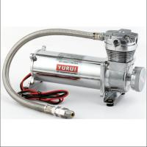 200psi Silver Air Suspension Pump 2.9 Cfm 12 Volt Portable Air Compressor Manufactures