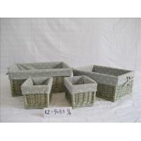 Quality Square storage  basket for sundries, cloths for sale