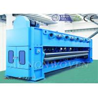 China Down Stroke Nonwoven Needle Punching Machine / Auto Loom Machine For Leather Substrate on sale