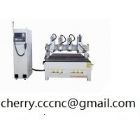 Multi-head woodworking cnc router CC-M1530AH Manufactures