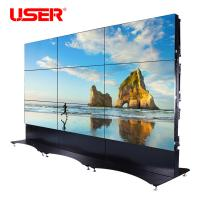 Full Screen Commercial Multi Screen Display Wall Digital Video Wall Manufactures