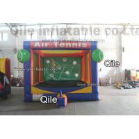 Interactive Inflatable Sports Games for children , inflatable sports arena Manufactures