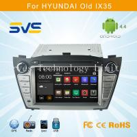 China Android car dvd player GPS navigation for Hyundai IX35 2009-2012 support TPMS obd audio 3g on sale
