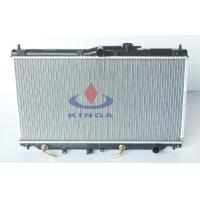 KJ-17021 Aluminum Honda Accord Radiator For Automobile Spare Parts Manufactures