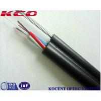 Armored Self Supporting Indoor Outdoor Fiber Optic Cable / Optical Fibre Cable Manufactures