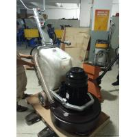 Walk Behind Concrete Floor Grinding Equipment For Commericial And Residential Floor Manufactures