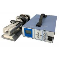 35 Khz Ultrasonic Sealing Technology With 12mm Titanium Wheel For Filter Welding Manufactures