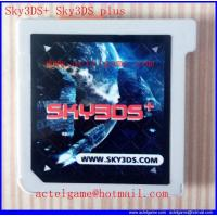 Sky3DS+  sky3ds plus game card Manufactures