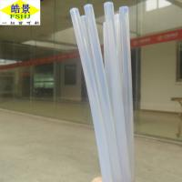 China White Transparent Hot Melt Glue Sticks 11mm For Packaging / Book Binding on sale