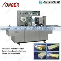 LGB-200A Automatic Cigarettes Pack Cellophane Overwrapping Packing Machine