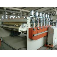 China Multiwall Plastic PC PP Hollow Profile Extrusion Line Machine Automaticly on sale