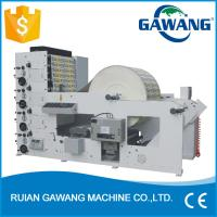 850 Model Good Quality Paper Cup Printing Machine Prices Manufactures