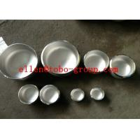 Stainless steel Cap ASTM A403 WP304/304L, WP316/316L, WP321, WP347, WPS 31254. UNS S31803, UNS32750, UNS32760 Manufactures