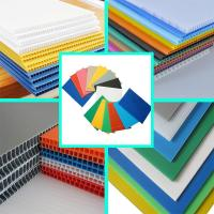 China Coroplast Sheet / Corflute Sheet on sale