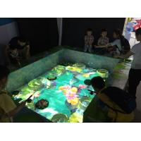 China Amusement Park Use Interactive Projector Games L8400mm*w5100mm on sale