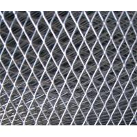 China Titanium Stainless Steel Expanded Metal Mesh Screen Coated Surface For Electrode on sale