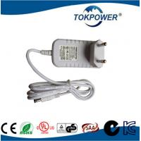 6.1W  - 12W 2 Volt Ac Plug Adapter Single Output Switching Power Supply For Medical Equipment Manufactures