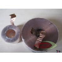 0.0120mm Lead Free Rolled Anodized Thin Copper Foil Corrosion Restance Manufactures