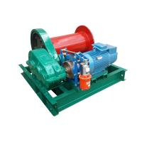 China Stainless Steel Electric Cable Hoist Winch For Cranes , Davits , Derricks on sale