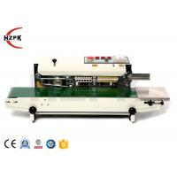 Compact Plastic Bag Film Sealing Machine For Sealer Machine , 680W Power Manufactures