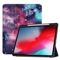 iPad Pro 11 Smart Case with Pencil Holder Leahter iPad Pro 11 2018 Cover Manufactures