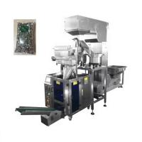 China Nut / Bolt Counting And Packing Machine 30-70bags/Min Stainless Steel Material on sale