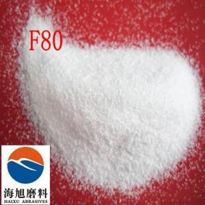 Wholesale Super Abrasive White Corundum for Sandblasting Manufactures
