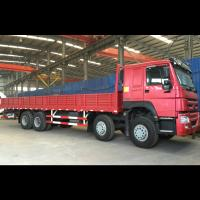 Sidewall Fence Stake Cargo Truck 400L Tank Dimension Max Speed 102 Km/H Manufactures