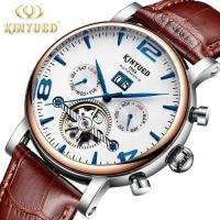 Buy cheap Fashionable Design Waterproof Mechanical Watch With Blue Second Hands from wholesalers