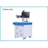China Max Raycus Ipg 30W 50w Fiber Laser Marking Machine For Metal Stainless Steel on sale