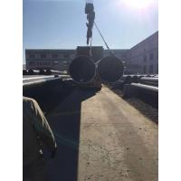 China API 5L X80 LSAW welded steel pipes for sea port constructions on sale