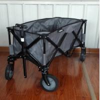 Folding Collapsible Wagon + Cover Cart Storage Camping Outdoor Events Beach Manufactures