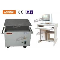 5-100 Hz Frequency Mechanical Shaker Table For Electronic Components Manufactures