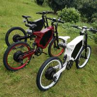 Square Taper Spindle Fat Tire Electric Bike , Mens Electric Mountain Bike Gross Weight 17kgs Manufactures