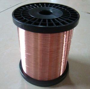 CCA wire copper clad aluminum Manufactures