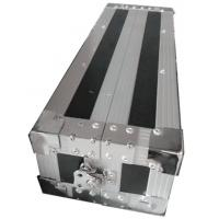 Custom Made Trophy Rack Flight Case Cable Trunk Tool Case 15cm*30cm*52cm Manufactures