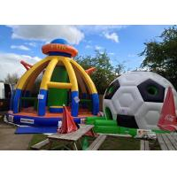 Buy cheap Commercial Inflatable Toddler Playground with Logo Printing SCT EN71 from wholesalers
