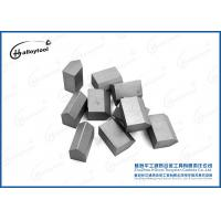 China Long Life K1/ K20 X - Shaped Tungsten Carbide Tips For Machine Power Tools on sale