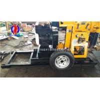 Wheeled drilling rig for water well XYX-130/  Hydraulic Water Well Drilling Rig machine Manufactures
