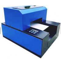 Automatic UV LED Flatbed Printer With 1390 Print Head High Printing Precision Manufactures