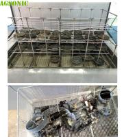 China Engine Ultrasonic Cleaner Exhaust Gas Aftertreatment Cooled Exhaust Gas Recirculation EGR System Diesel on sale