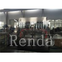 Rotary / Linear Type Oil Filling Machines And Packaging Machinery Stainless Steel Material