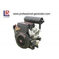 20HP Air Cooled Diesel Powered Engine V Twin , 4 Stroke Electric Start Manufactures