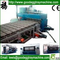 waste paper pulp egg tray/box making machinery Manufactures