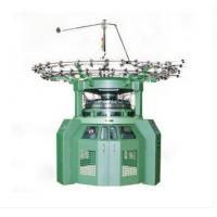 Pattern Wheel Loop Transfer Rib Knitting Machine Brand New Frame Structure Design Manufactures