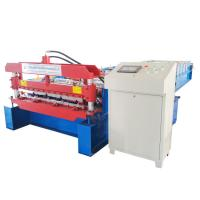 Wall And Roof Panel Roll Forming Machine For Coil Width 1219mm , High Speed Manufactures